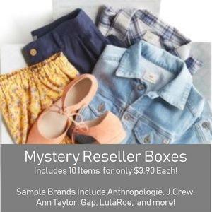 Reseller Mystery Box! ~ 5 Pound Box!